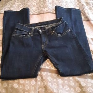 Levi's tilted flare jeans 542